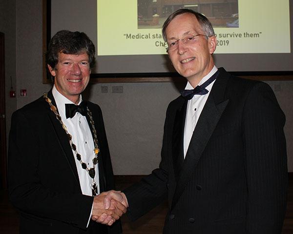 Dr Chris Lewis